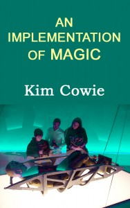 'Magic' book cover