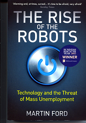 The Rise of the Robots cover
